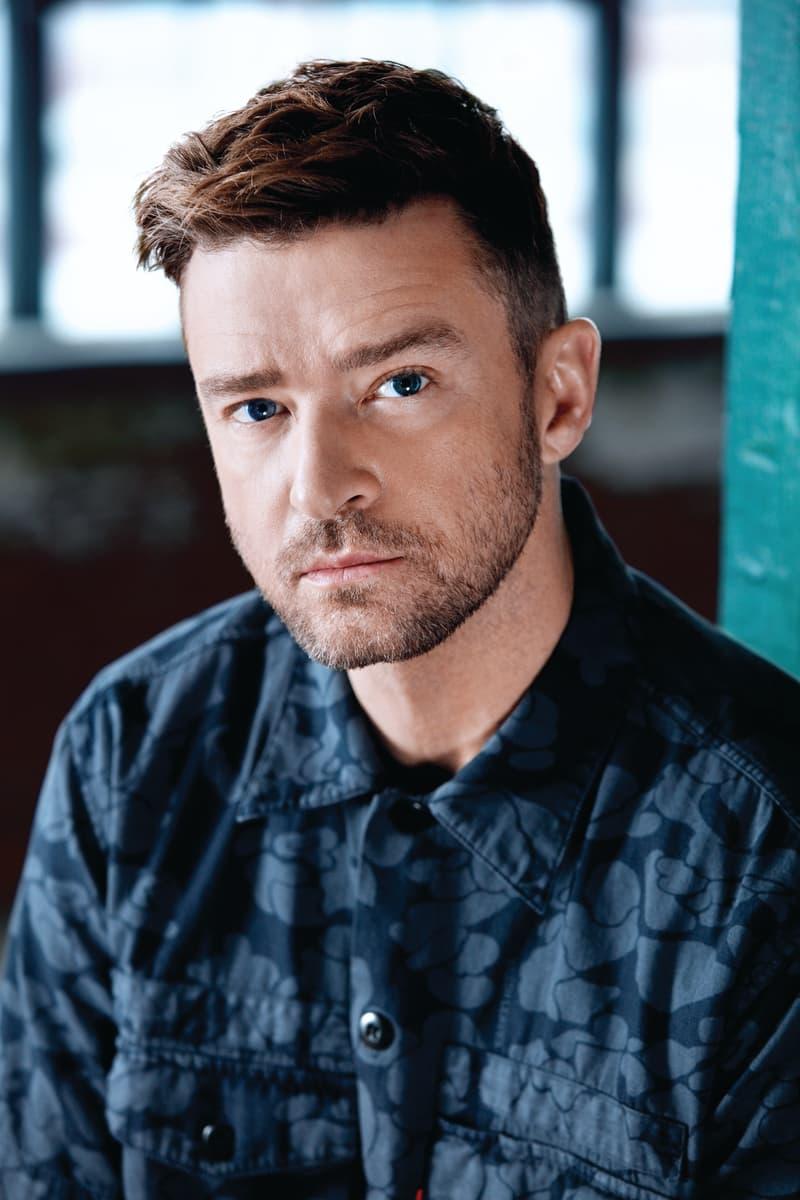 Levi's x Justin Timberlake 2019 春夏聯乘系列 Lookbook 發佈