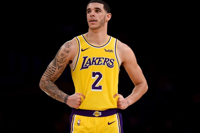 Lakers 正在調查 Big Baller Brand 是否為造成 Lonzo Ball 頻繁受傷的主因