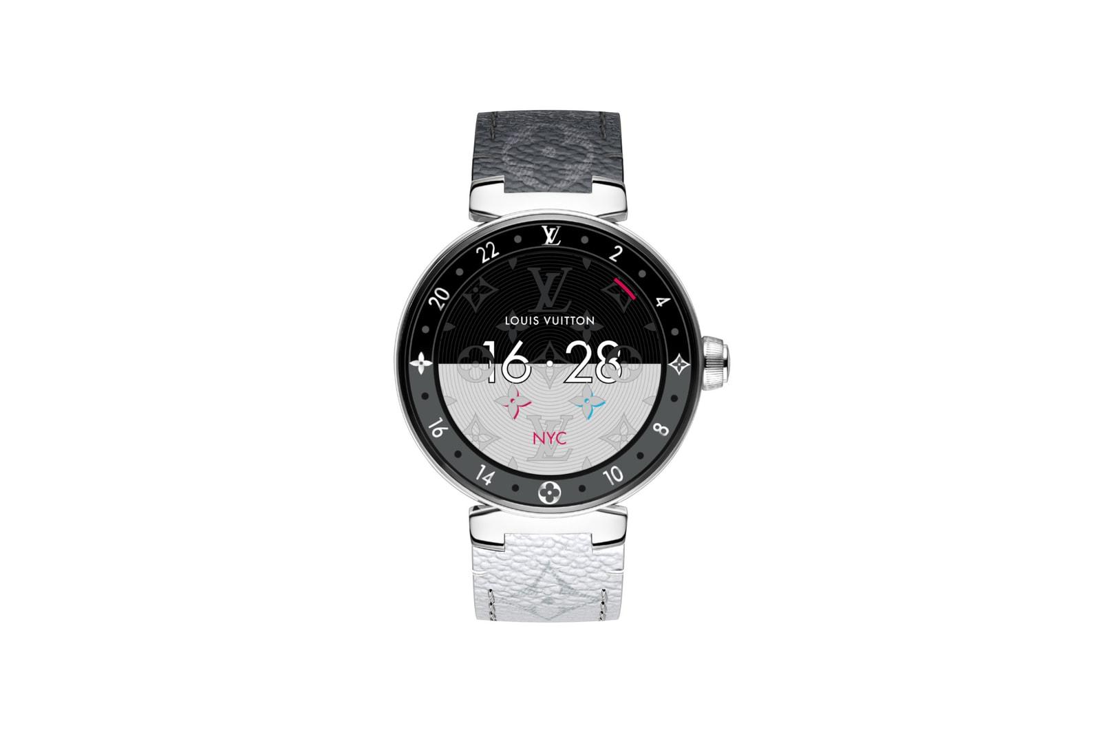 Louis Vuitton 正式帶來 Tambour Horizon 智能腕錶及 Horizon Earphones