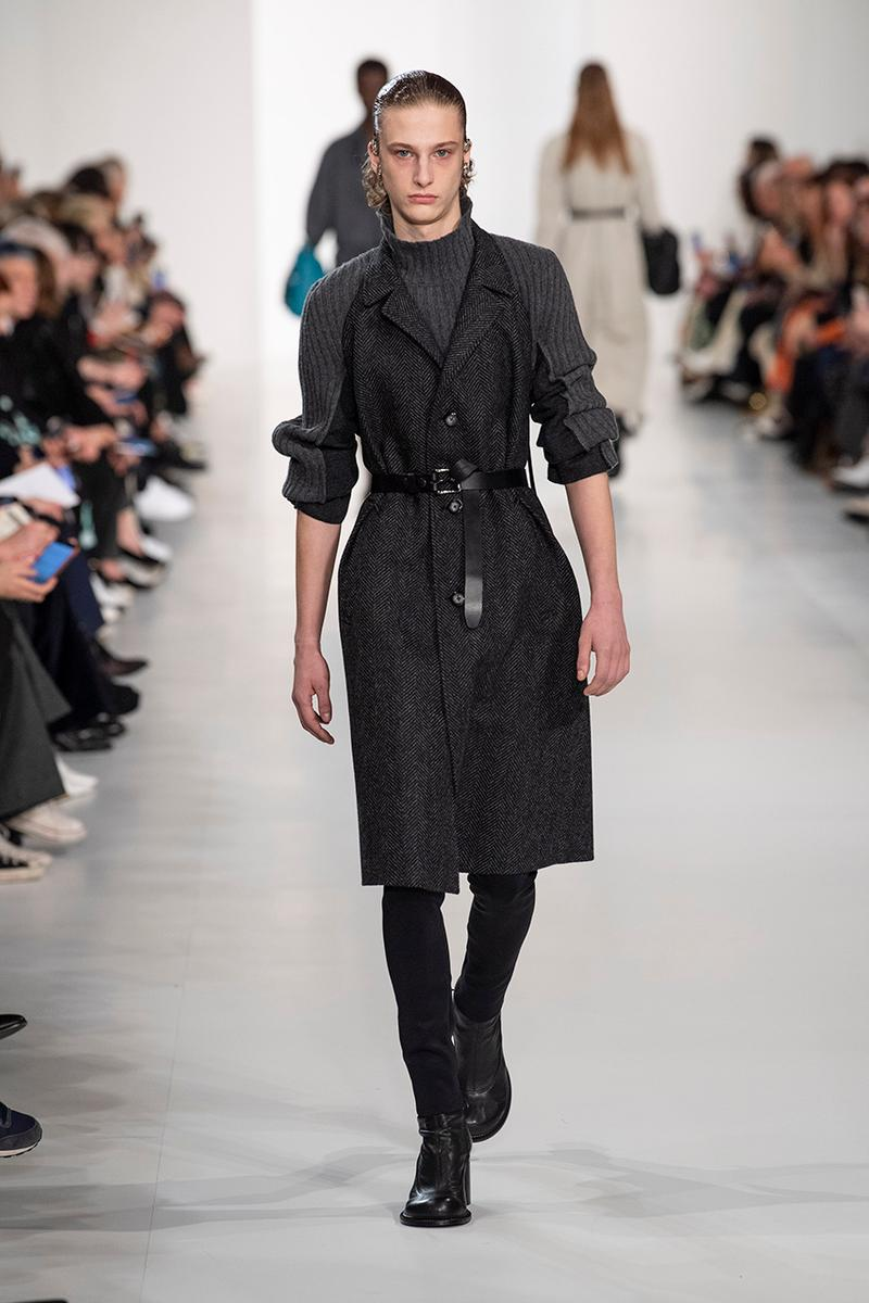 巴黎時裝周-Maison Margiela 發佈 2019 秋冬系列