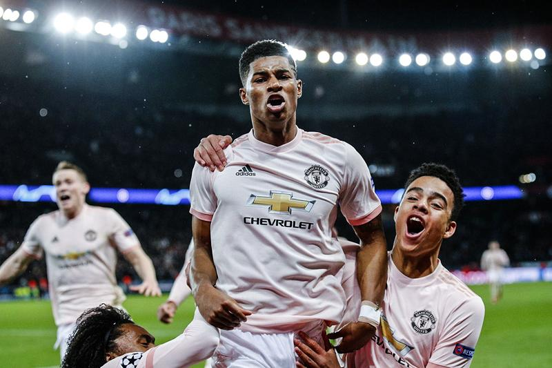 神奇逆轉!Manchester United 歐冠聯賽客場淘汰奪冠熱門 PSG