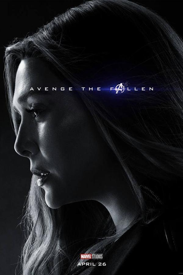 討回失去的所有!《Avengers: Endgame》最新電影角色海報正式發佈