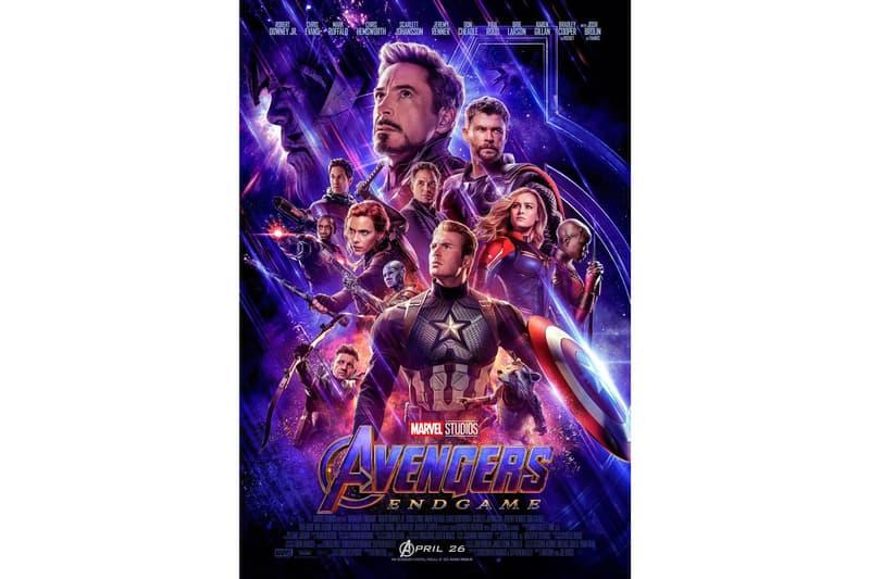 正式發佈!《Avengers: Endgame 復仇者聯盟 4: 終局之戰》終極海報與預告