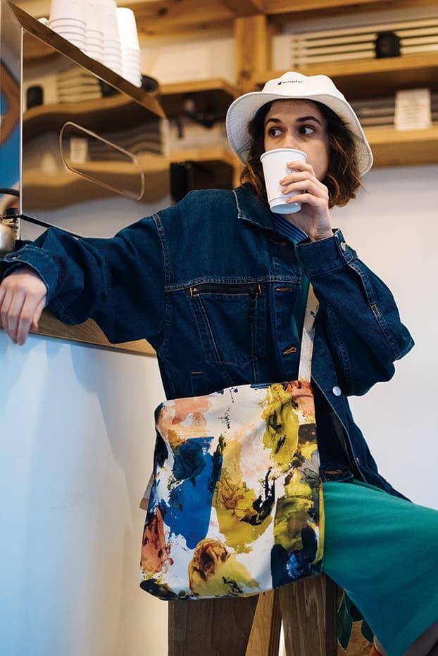 master-piece 正式發佈 2019 春夏系列 Lookbook