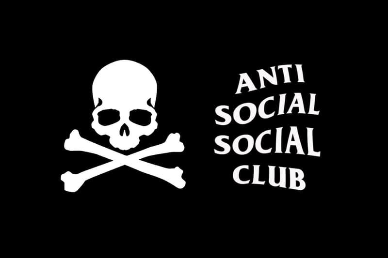 mastermind JAPAN 曝光與 Anti Social Social Club 的最新聯名單品