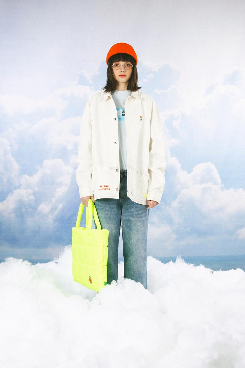 MELTING SADNESS 2019 春夏系列 Lookbook 發佈
