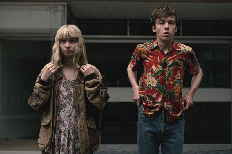 Netflix 大熱影集《The End Of The F***ing World》第二季宣佈正式開拍