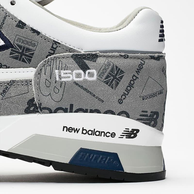 New Balance 1500 Made In England 全新「Logo Pack」別注配色登場