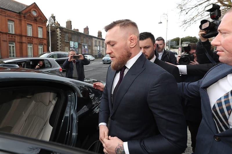 話題不斷 − Conor McGregor 正接受性侵案件調查