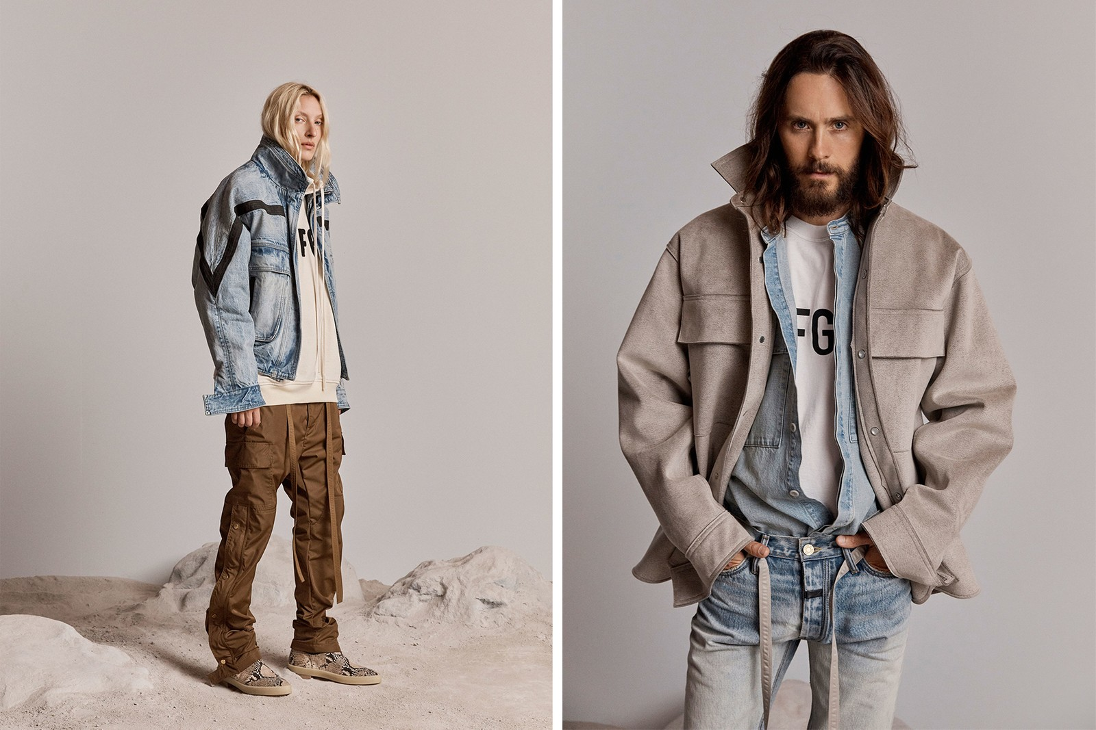 Nike Air Fear of God 1 是他兩年前的創作 | Jerry Lorenzo 作客 Business of HYPE