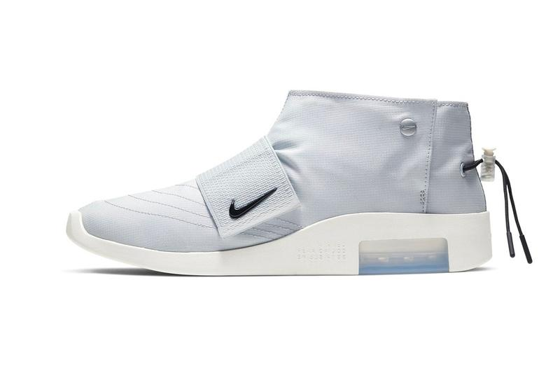 Nike Air Fear of God 180 & Moccasin 官方圖輯公佈