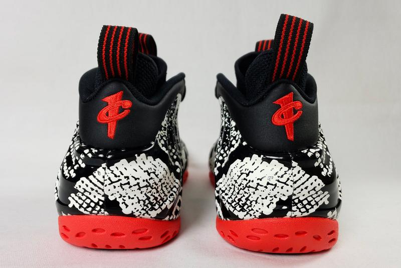 Nike Air Foamposite One 全新「Snakeskin」配色更多諜照釋出