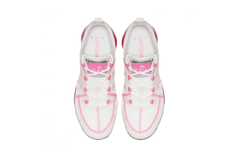 Nike Air VaporMax 2019 全新配色設計「Pink Rise」