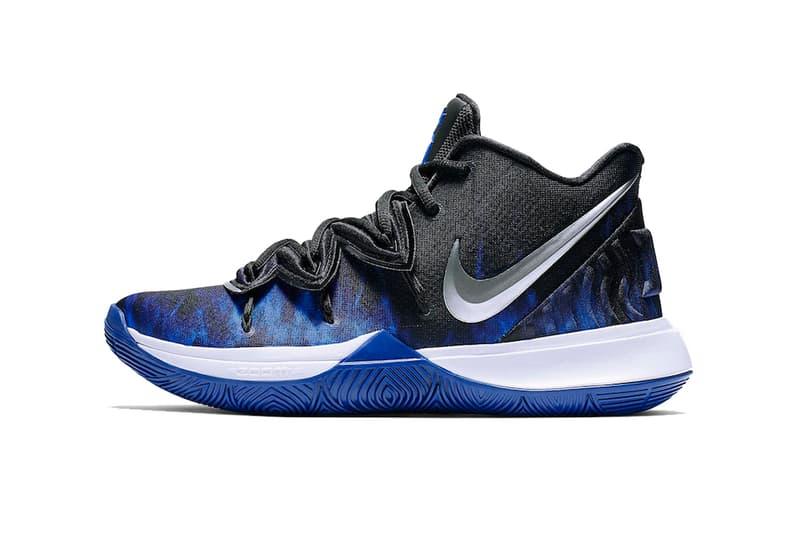 Nike Kyrie 5 全新「Duke」配色即將上架