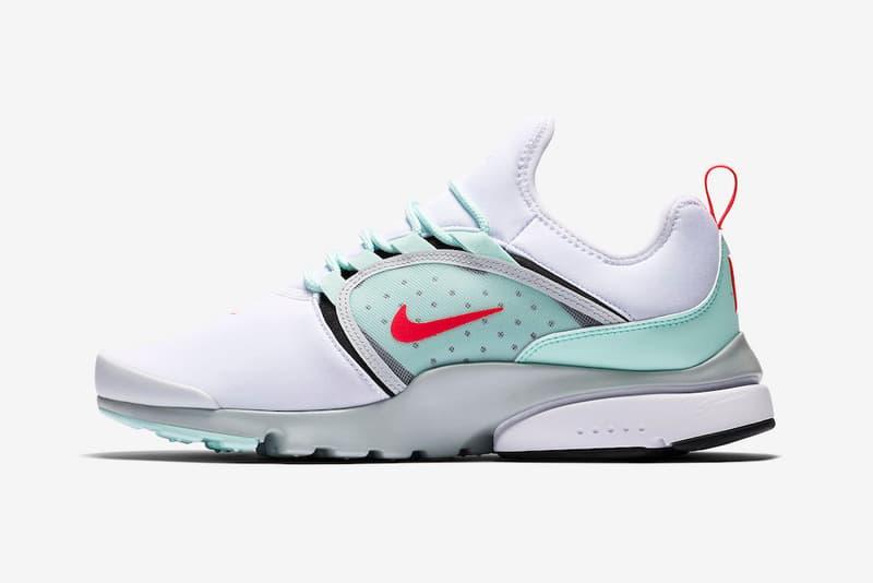 Nike 推出全新鞋款 Presto Fly World