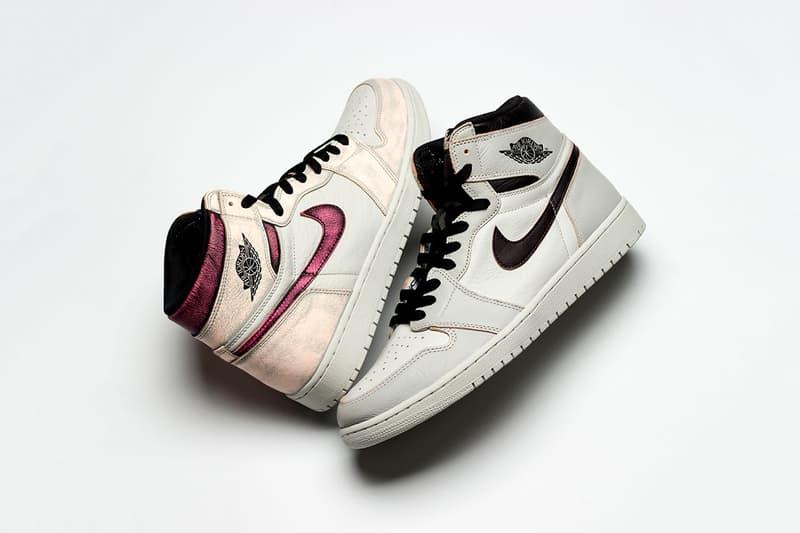 Nike SB x Air Jordan 1「Light Bone」內層隱藏配色揭秘