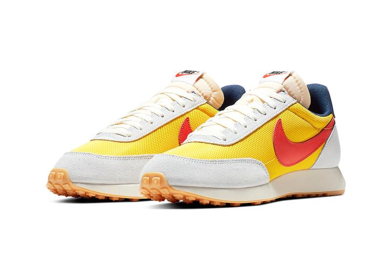 Nike Air Tailwind 全新配色設計「Tour Yellow」