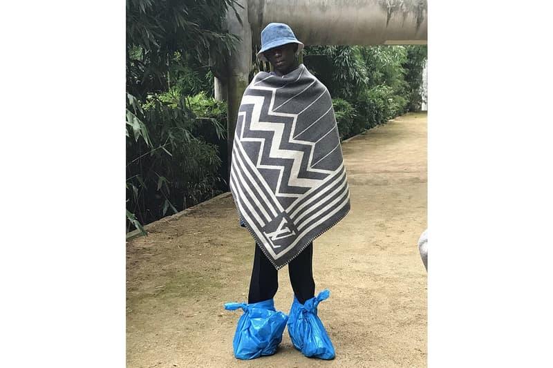 Virgil Abloh 曝光 Louis Vuitton 最新 Hi-end「垃圾袋」?!