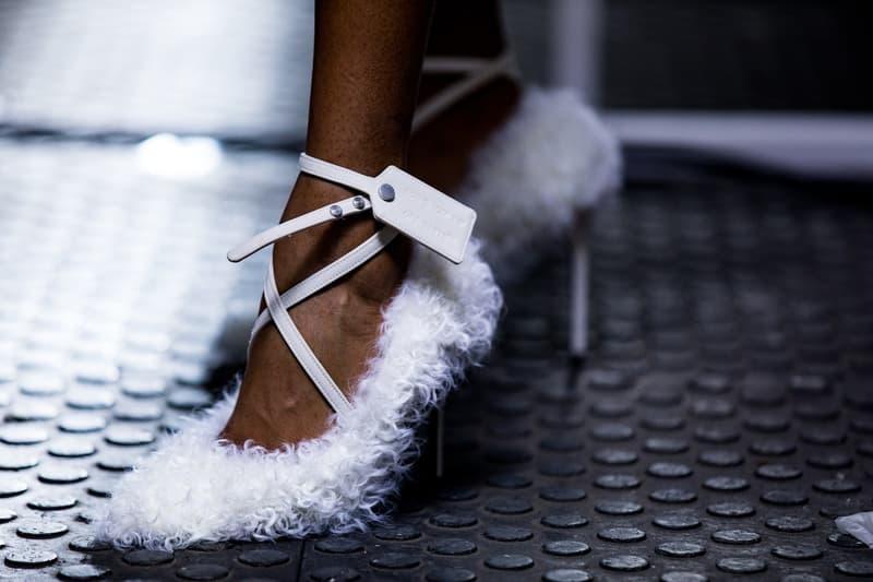 獨家走進 Off-White™ 2019 秋冬巴黎時裝周發布會後台