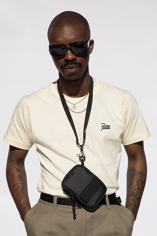 Patta Soundsystem 推出全新 DJ / Utility Bag 多功能包袋