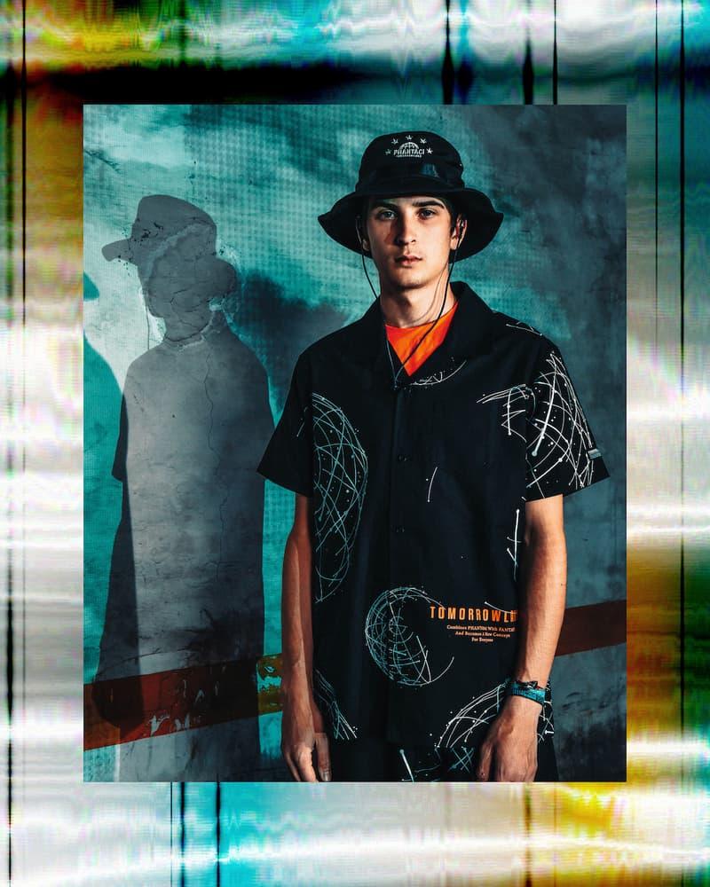 PHANTACi 發佈 2019 春夏「TOMORROWLAND」系列 Lookbook