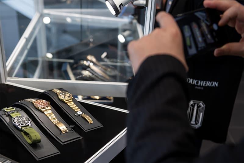 走進富藝斯與 Bacs & Russo「名錶薈萃 − 日內瓦 IX」世界巡迴預展台北站