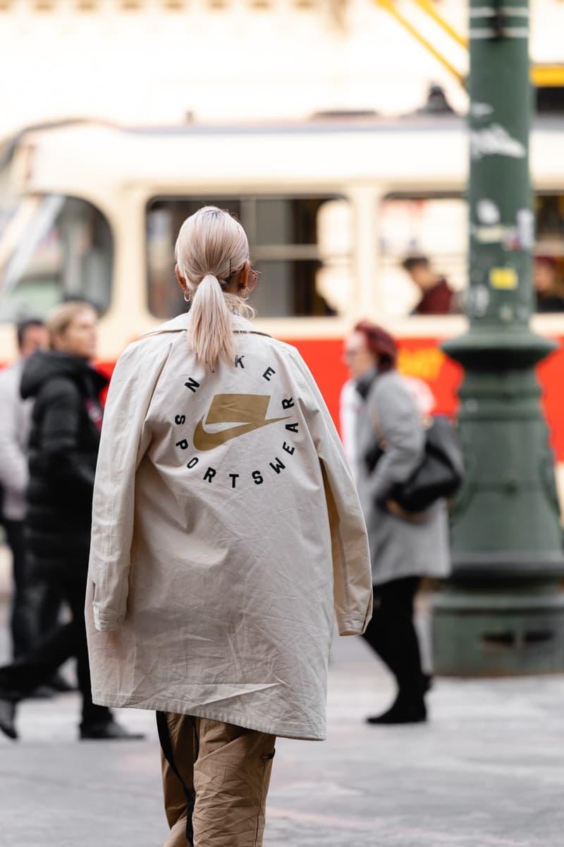 Street Style: 2019 秋冬布拉格時裝周街拍特輯