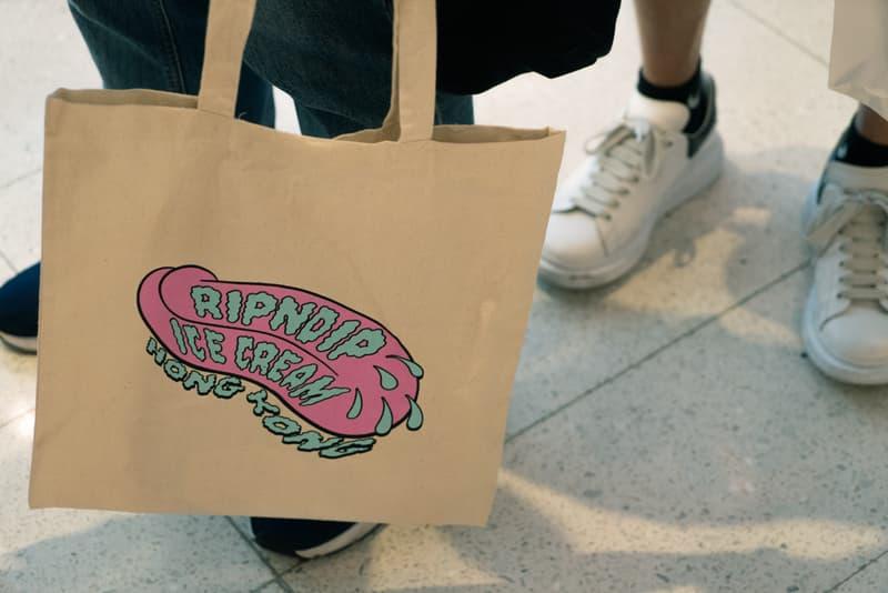 走進 RIPNDIP x Popcorn 香港首回期間限定店