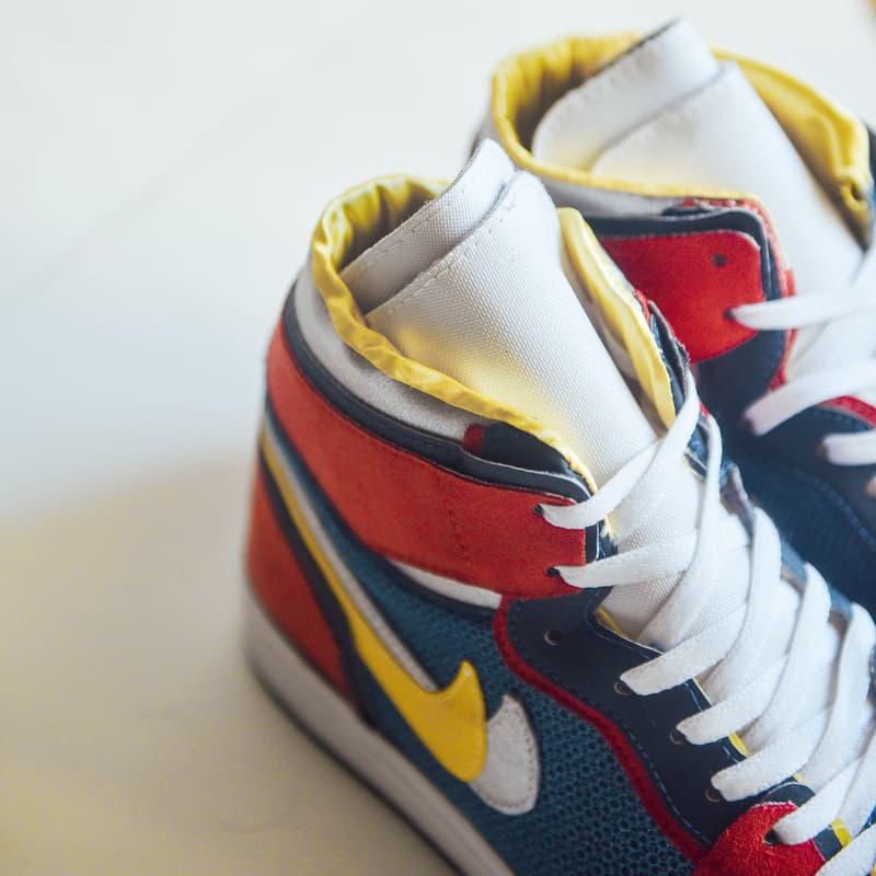 AMAC Customs 以 sacai x Nike 為靈感打造 Air Jordan 1 High 客製鞋款