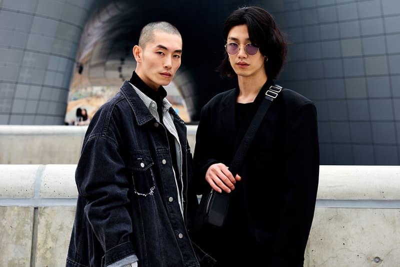 Street Style: 2019 秋冬首爾時裝周街拍特輯