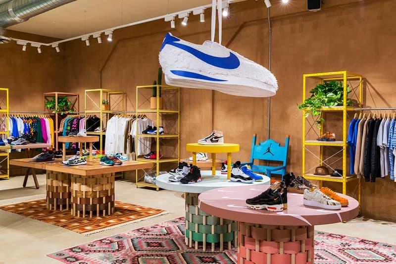走進 Sneakersnstuff 全新洛杉磯旗艦店