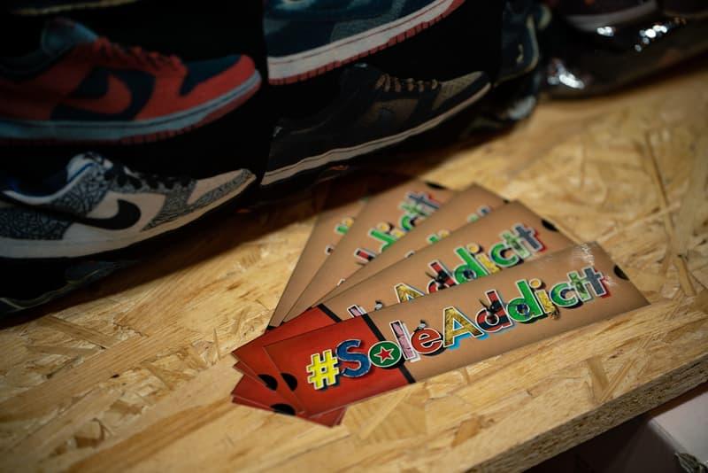 SoleAddictt 隆重呈獻「Focus On Me」Nike SB Dunk 球鞋展預告