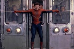 網民科學證實《Spider-Man》電影中蜘蛛俠以「蛛絲」停止列車真正可行