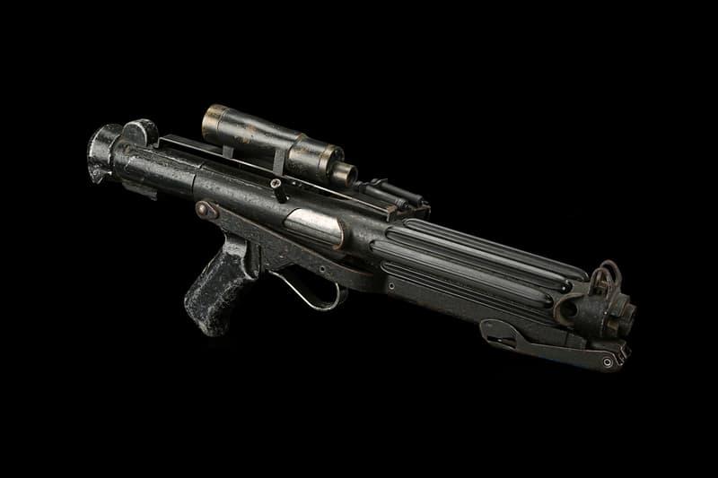 星戰迷注意!《Star Wars》知名武器「爆能槍」以天價美金拍賣中