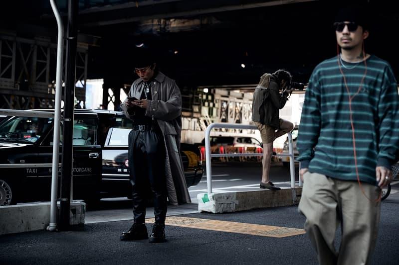 Street Style: 2019 秋冬東京時裝周街拍特輯 Part 2
