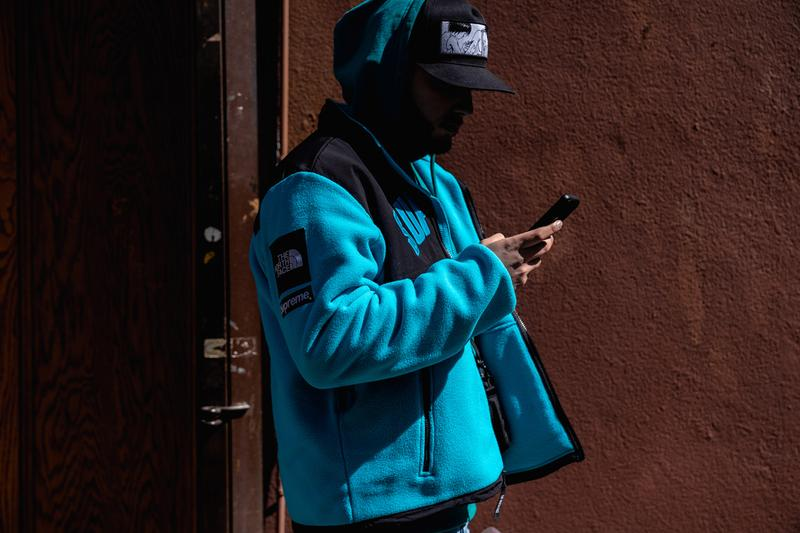 Street Style: Supreme x The North Face 2019 春夏聯乘系列發售現場街拍特輯