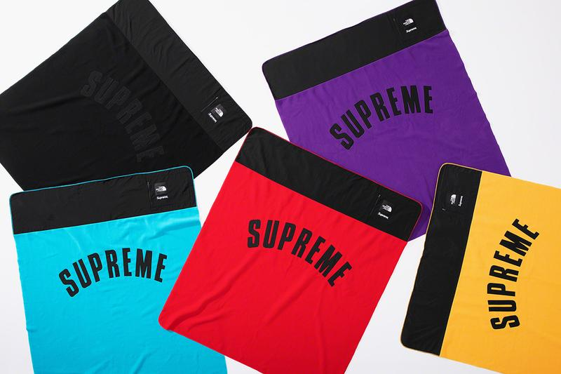 Supreme x The North Face 2019 春夏聯乘系列正式發佈