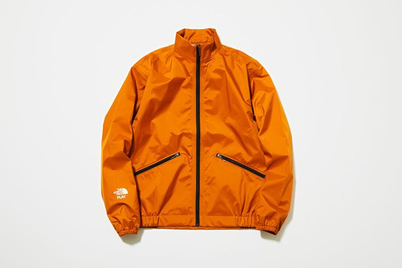 THE NORTH FACE PLAY 一週年限定系列完整公開