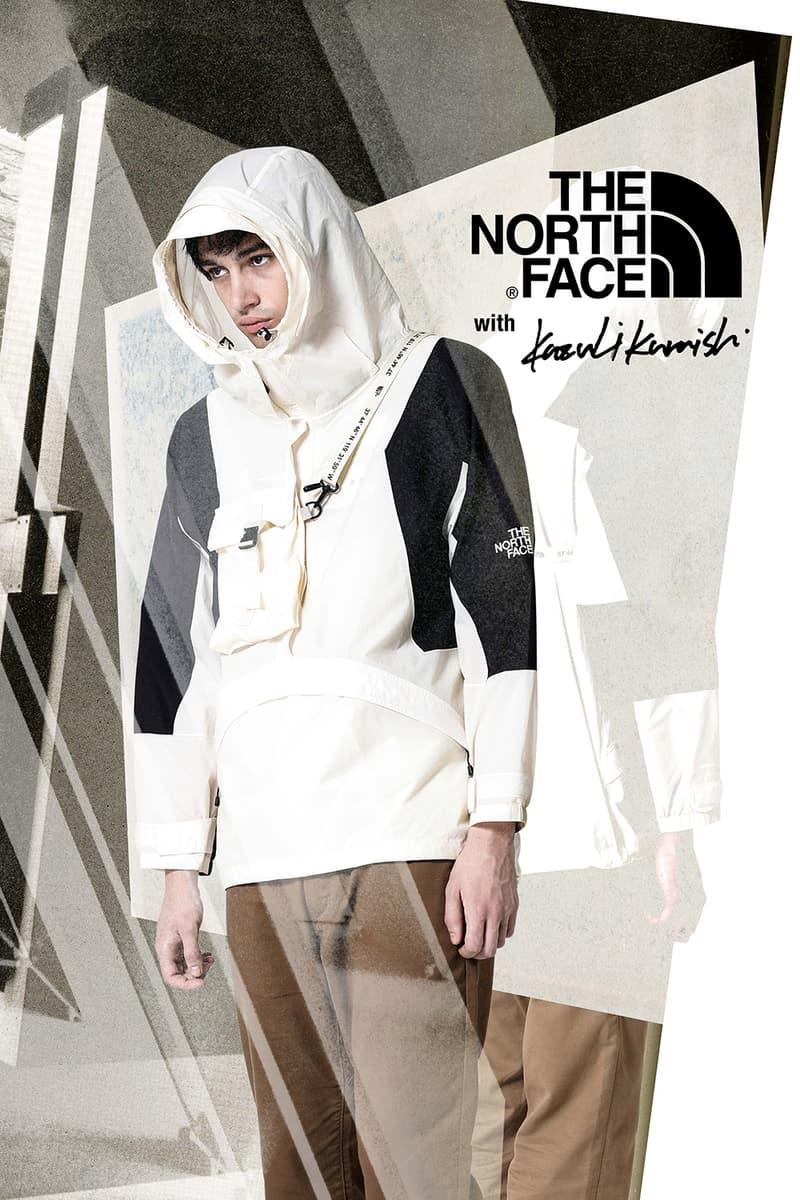 The North Face Urban Exploration「Kazuki」最新聯乘系列台灣發售情報