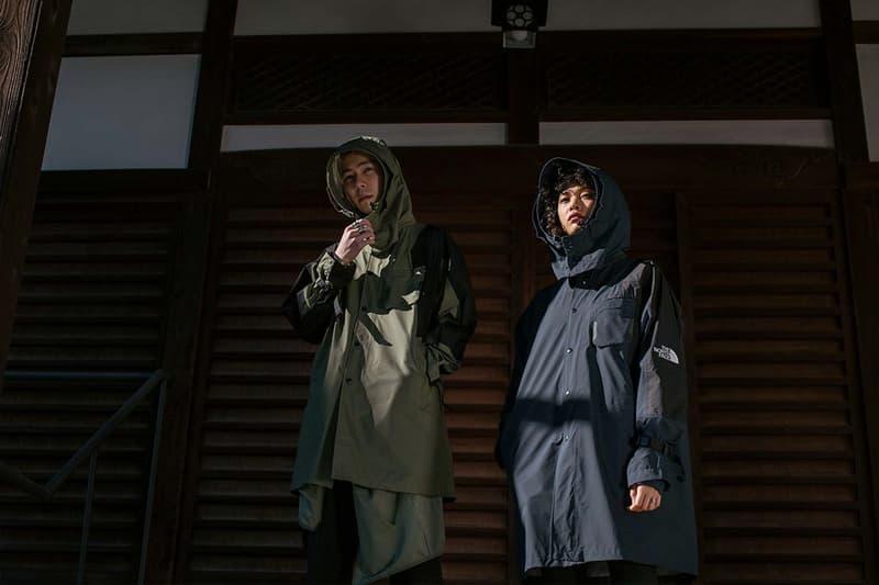 上架日期公開!The North Face Urban Exploration「Kazuki」聯名系列 SS19 全造型照一覽