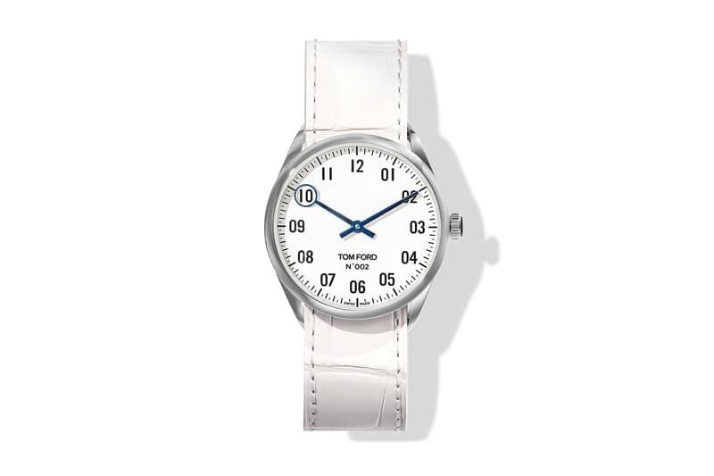 紳士美學之延伸 - TOM FORD 推出全新 002 腕錶系列