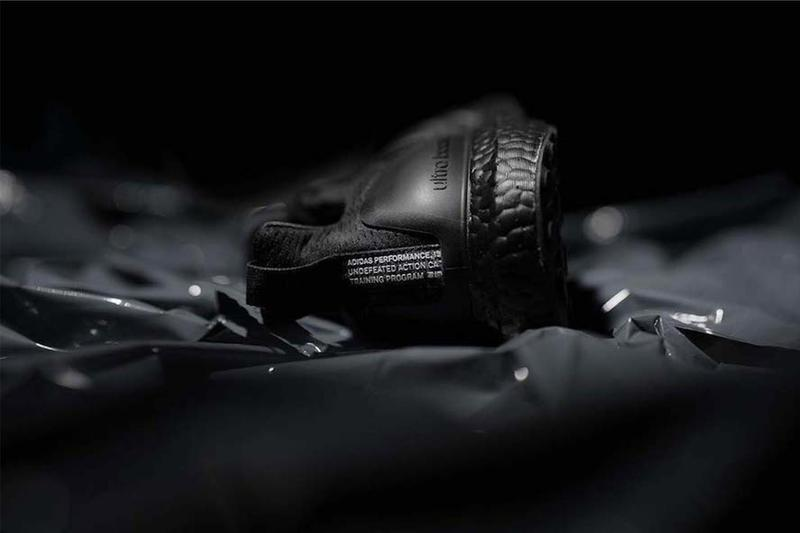 UNDEFEATED x adidas UltraBOOST 全新「Triple Balck」配色曝光!?