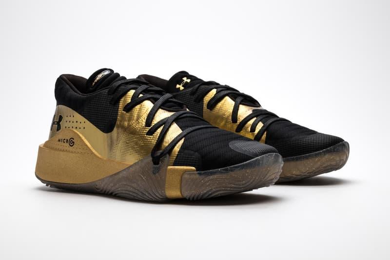 Under Armour 推出 2019 NCAA 特別版配色球鞋