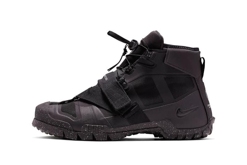 搶先預覽 UNDERCOVER x Nike SFB Mountain 聯乘鞋款