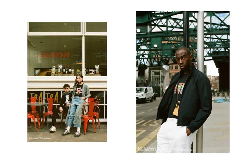 UNIQLO 帶來 UT 2019 春夏系列倫敦造型特輯