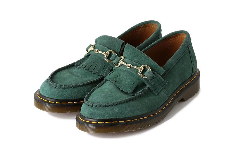 UNITED ARROWS & SONS x Dr. Martens 全新聯乘 Bit Loafer 系列上架