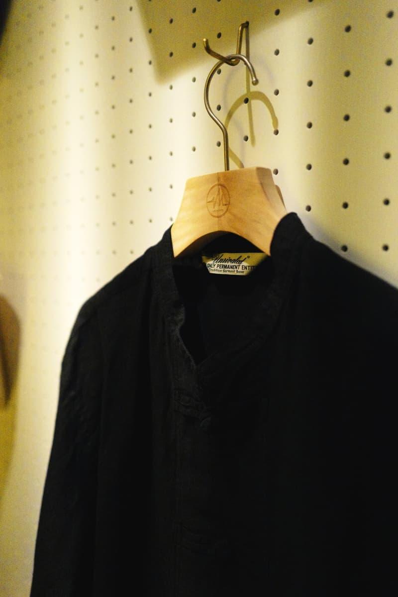 細節至上-日本品牌 UNRIVALED 春夏新裝上架