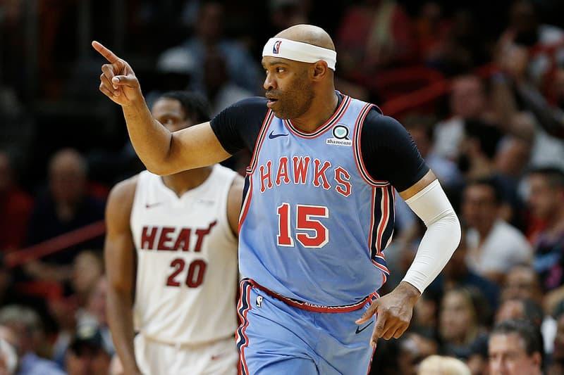 「半人半神」傳奇續寫!高齡 42 歲 Vince Carter 宣佈將再戰 NBA 一年