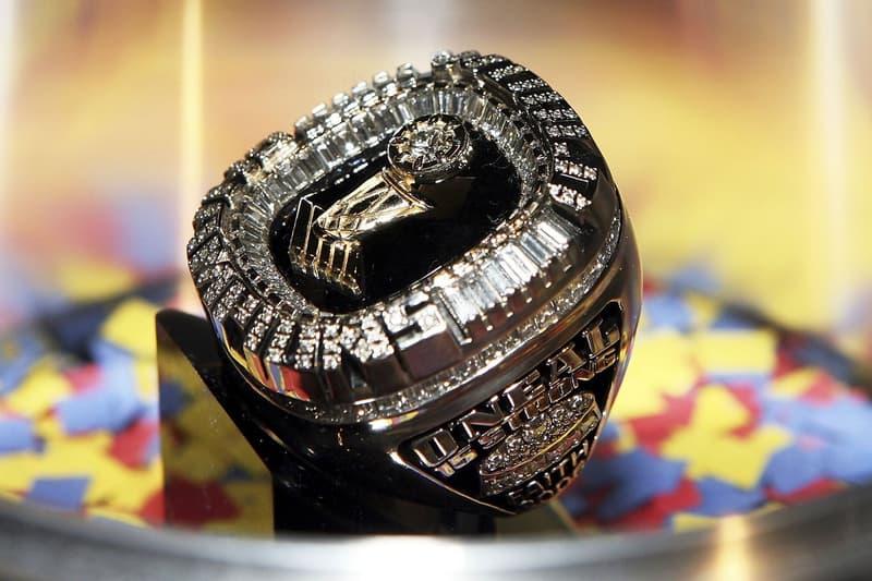 美國海關查獲價值 $1,170 萬美元仿冒職業運動賽事冠軍戒指