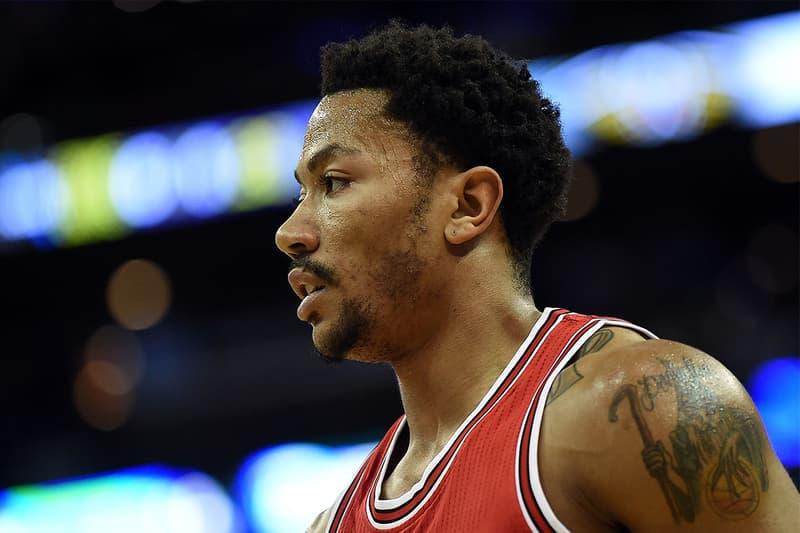 紀錄片揭示 2016 年 Derrick Rose 遭 Bulls 交易後第一時間反應